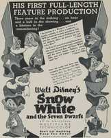 "On Dec. 21, 1937 ""Snow White and the Seven Dwarfs"" premiered to a record-breaking audience at the Carthay Circle Theatre in Los Angeles."