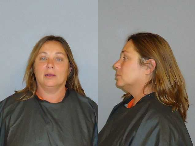 Angela Lamphere: DUI with damage to propert