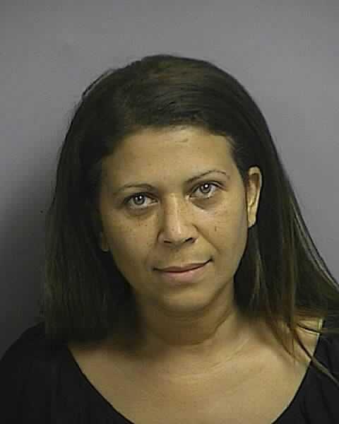 Marina Espinosa: DUI.
