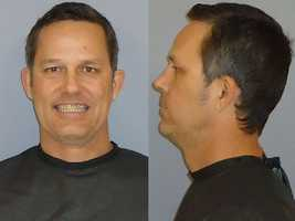 Steven Witowski: Driving with a suspended license.