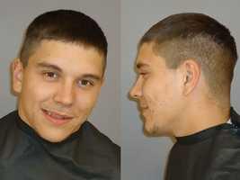 Dean Irwin: Probation violation.