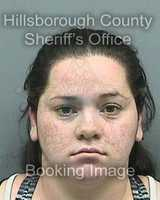 Amanda Kay Reyesburgos, 23Charges: Attending animal fighting or baiting, betting on animal fighting or baitingBond: $4,000
