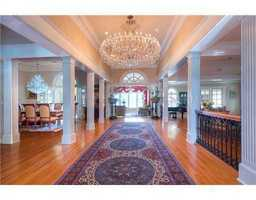 Consider what you could do with 13,000 square feet? This gorgeous home has 6 bedrooms and 8 bathrooms.