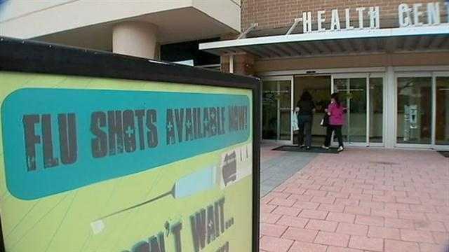 Flu cases spike in Central Florida
