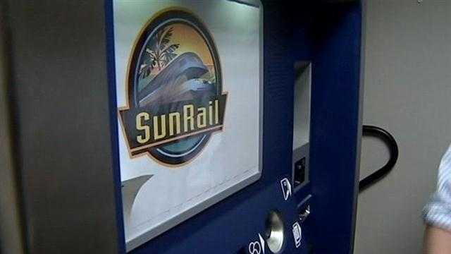SunRrail project takes shape in central Florida