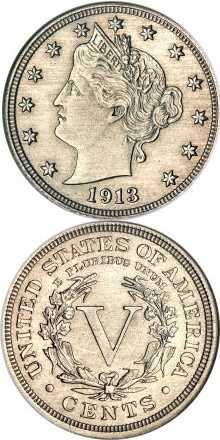 A nickel valued at $2.5 million is on display in Orlando this weekend.