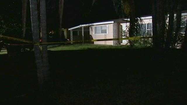 A woman's body is found in a Melbourne home. Investigators say her death is considered suspicious.