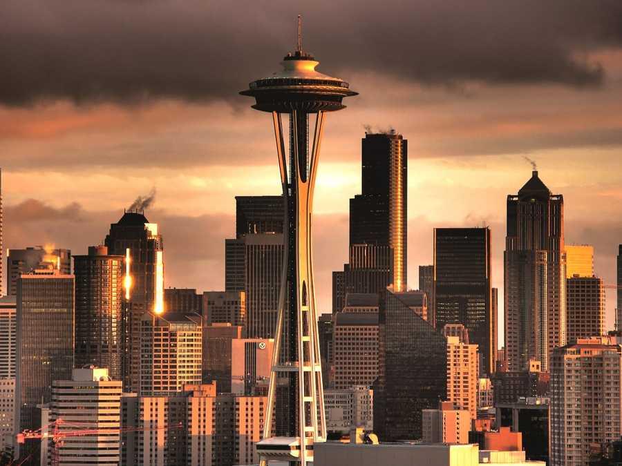 8. Seattle, Washington (Rank unchanged)