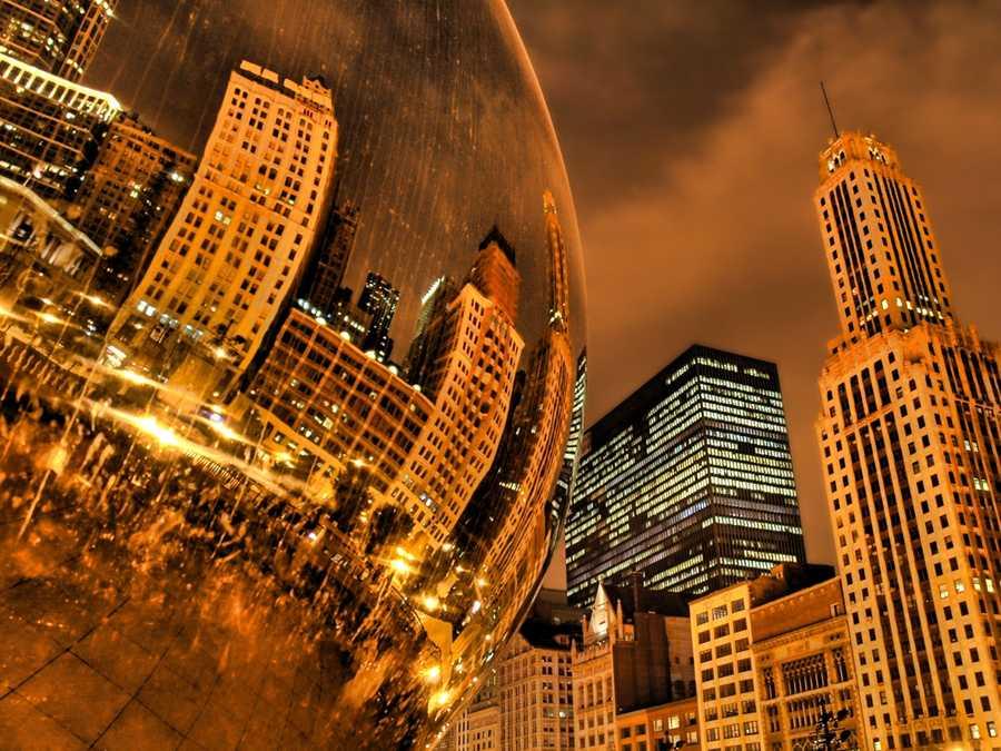 5. Chicago, Illinois (Rank unchanged)