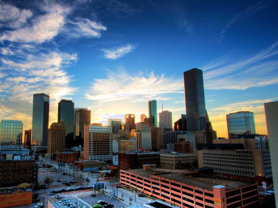6. Houston, Texas (Rank unchanged)