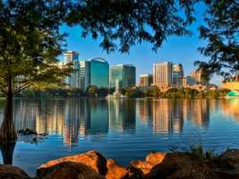 4. Orlando, Florida (Ranked 3 in 2012)