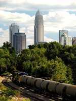 9. Charlotte, North Carolina (Ranked 10 in 2012)