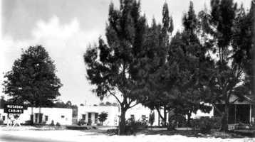 1945: The Muskoka Cabins