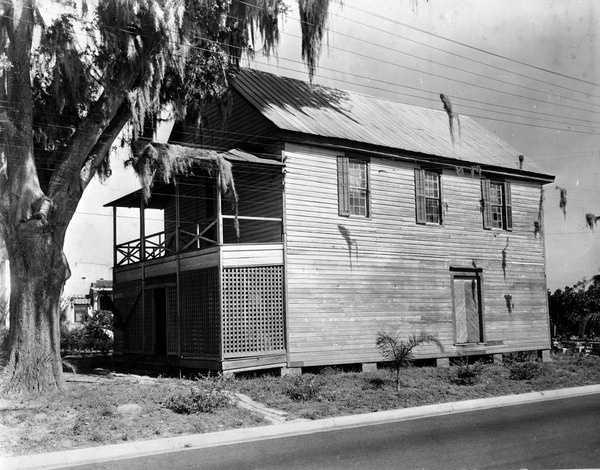 1950: The Masonic Lodge of Apopka