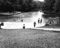 1975: Wekiwa Springs State Park