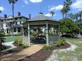 The home has been restored and is currently used for weddings and corporate functions.