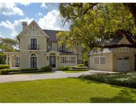 This home in the heart of Winter Park was built in 1901.