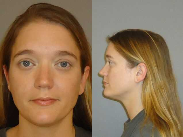 Ashleigh Barnes: Possession of a controlled substance.