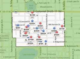14. Lake Eola HeightsEstimated home value increase: 4.8%Estimated home value in Dec. 2013: $222,627