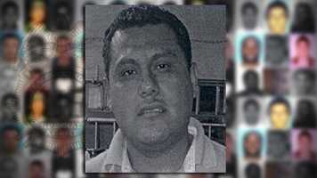 """Ubaldo Montoy Orozco: Also known as """"Milton,"""" Orozco is believed to be hiding in Mexico or in a southern area of Texas."""