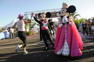 Every girl likes to think of themselves as a Princess, and Minnie is no exception.