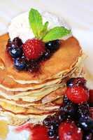 ... and pancakes diaspora.