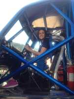WESH 2's Aixa Diaz got a look at some of the Monster Jam trucks at the Citrus Bowl as they prepare for this weekend. See video from inside the trucks:1   2   3