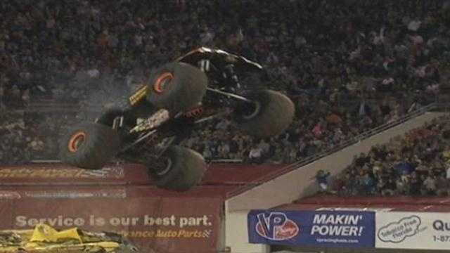 Monster Jam takes over Citrus Bowl this weekend