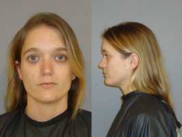 Ashleigh Barnes - Serving a sentence for court