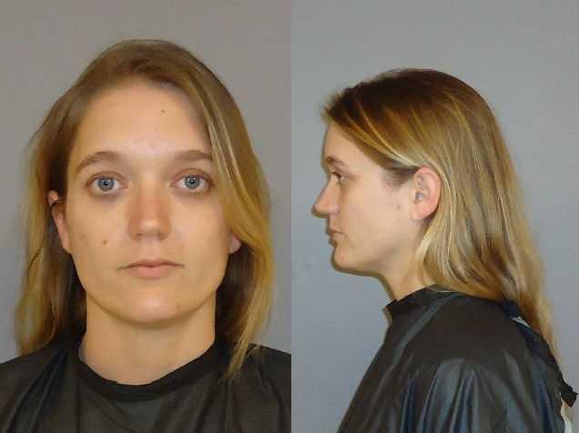 Ashleigh Barnes - Serving a sentence for court