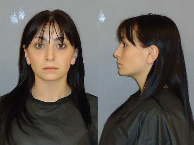 Kitty Dibianco-Elk - Robbery strong armed