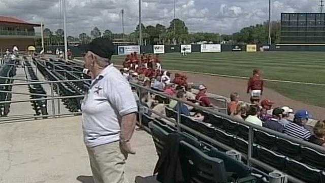 Spring training baseball has a brighter future in Central Florida. The chairman of the Brevard County Commission says reports of baseball's demise on the Space Coast are premature.