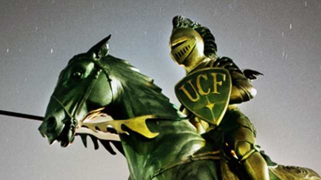 UCF University of Central Florida generic