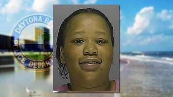 Zandra Jones (DOB: 04/29/1982) - Principal to aggravated battery.
