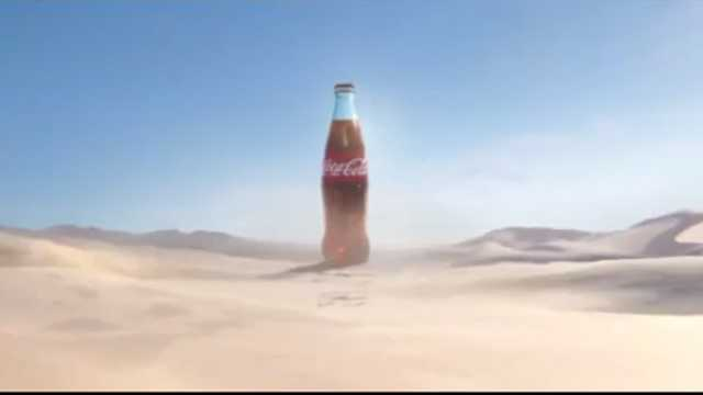 "Coca-Cola's ""Chase"": Coke asks viewers to choose the winner of a race. Click here to watch"