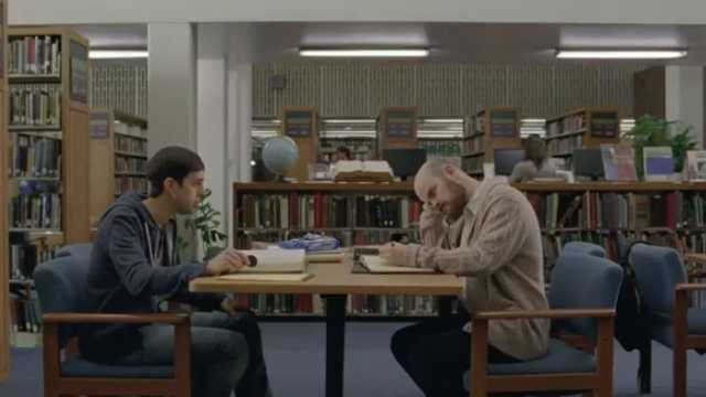 Oreo's Whisper Fight: Grown men fight about Oreo cookies in a library. Click here to watch