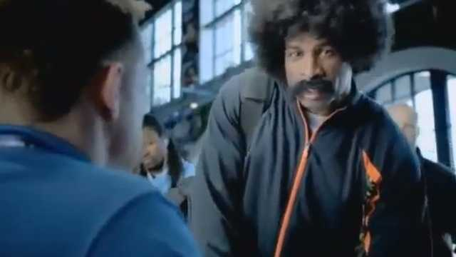 "NFL Network's ""Leon Sandcastle"": Deion Sanders stars as ""Leon Sandcastle."" Click here to watch"