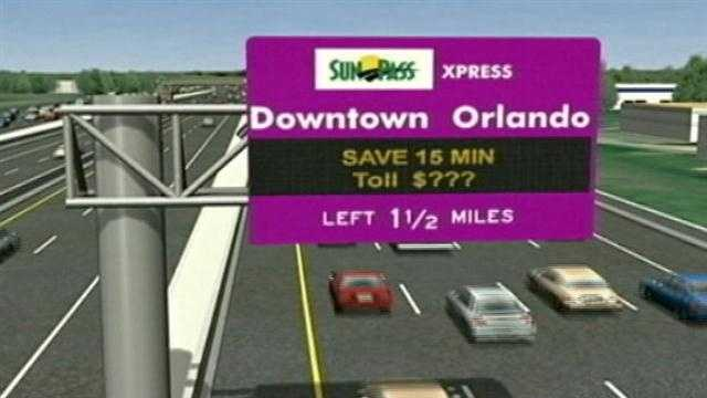 I-4 toll expansion project now under way