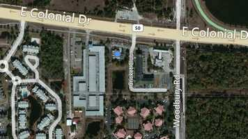 5 and Diner in Orlando: 12286 East Colonial Dr.