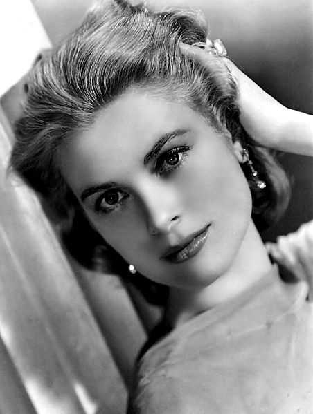 In a movie about her, Meredith says Grace Kelly would play her.