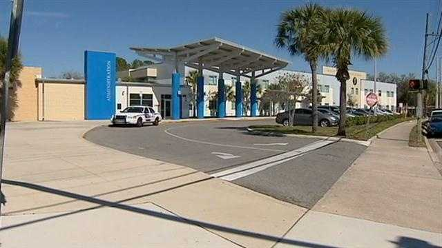 A Lee Middle School student was found carrying a loaded gun Monday, according to Orlando Police Department detectives.