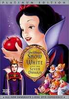3. Snow Shite and the Seven Dwarfs (1937)
