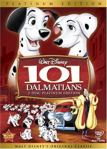 5. 101 Dalmations (1961)