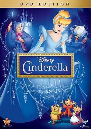 7. Cinderella (1950)
