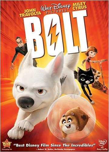 11. Bolt (2008)