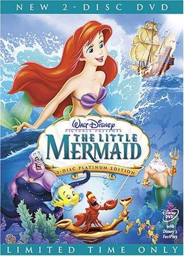 13. Little Mermaid (1989)
