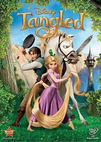 16. Tangled (2010)