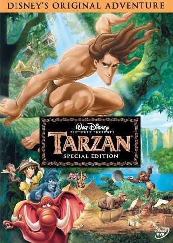 17. Tarzan (1999)