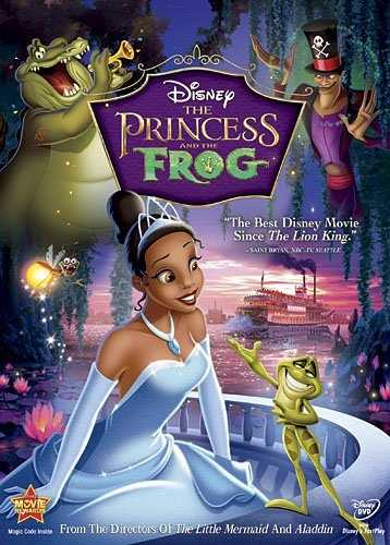 24. Princess and the Frog (2009)