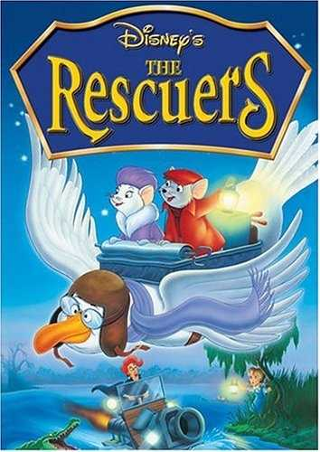 25. The Rescuers (1977)